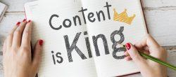 پادشاهی به نام تولید محتوا