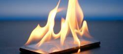 داغ کردن بیش از حد گوشی
