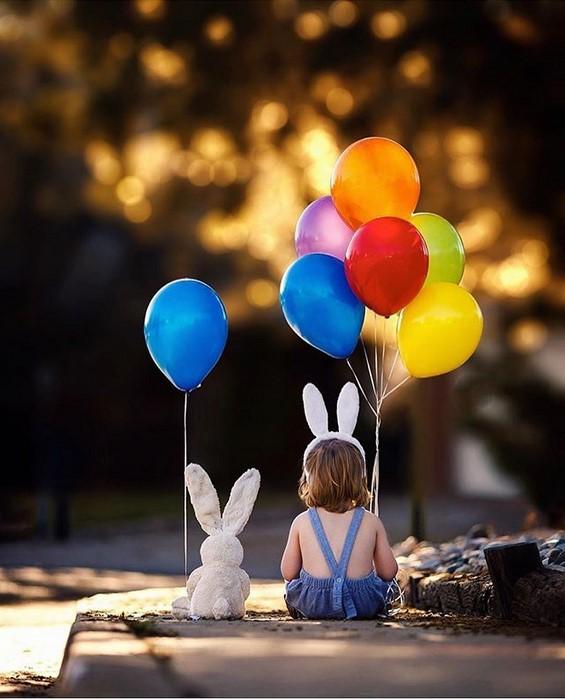 ایده های عکاسی از کودکان