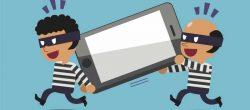 محافظت از گوشی در برابر سرقت
