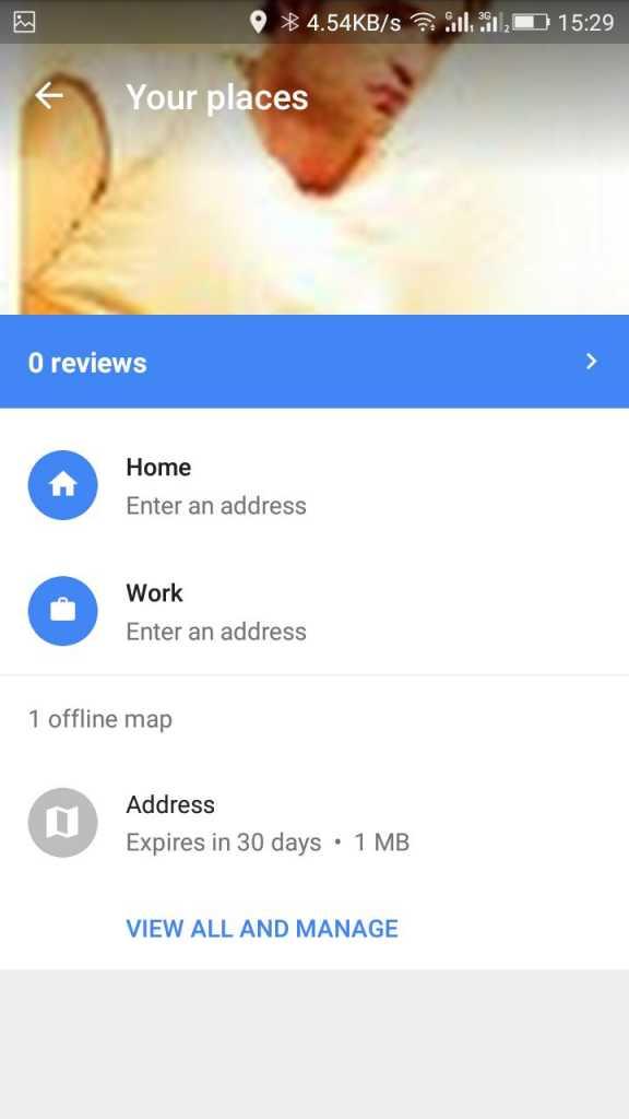 استفاده از نقشه های آفلاین google map در اندروید
