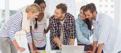 ۵ قانون برای دوستی در محل کار