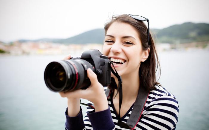 یک تجارت عکاسی ارائه دهید.