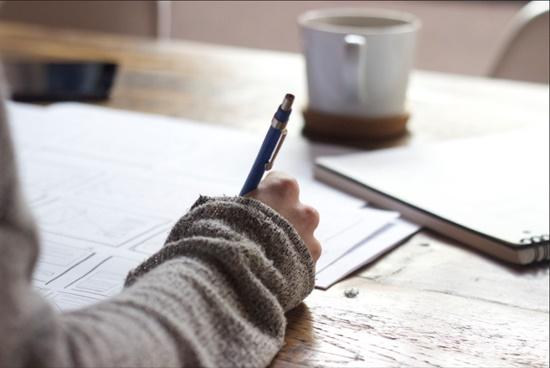 افزایش خلاقیت با نوشتن