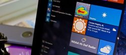 پیکربندی برنامه هواشناسی ویندوز ۱۰