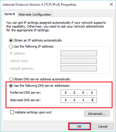 سرور رایگان برتر DNS