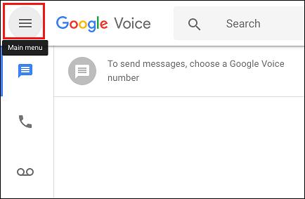 برنامه Google Voice