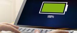 افزایش عمر باتری لپ تاپ (۲۰ راه برتر)