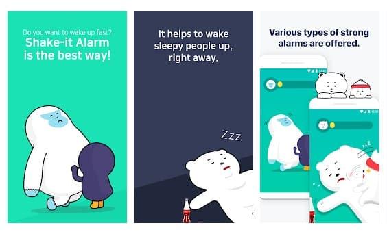 برنامه های بیدار شدن از خواب اندروید