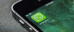 تغییر شماره تلفن واتساپ در آیفون