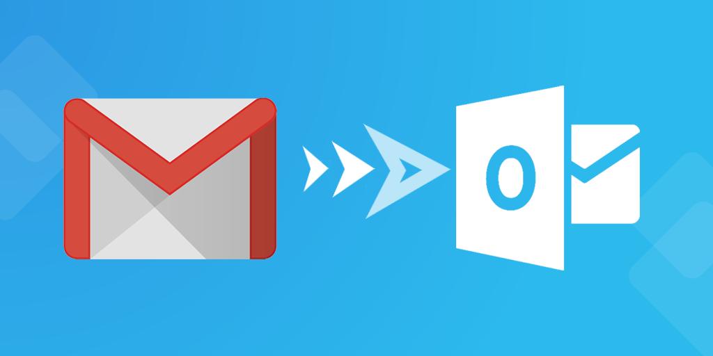 تنظیم Gmail در ویندوز 10