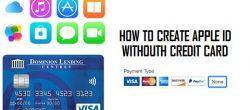 ایجاد Apple ID بدون کارت اعتباری