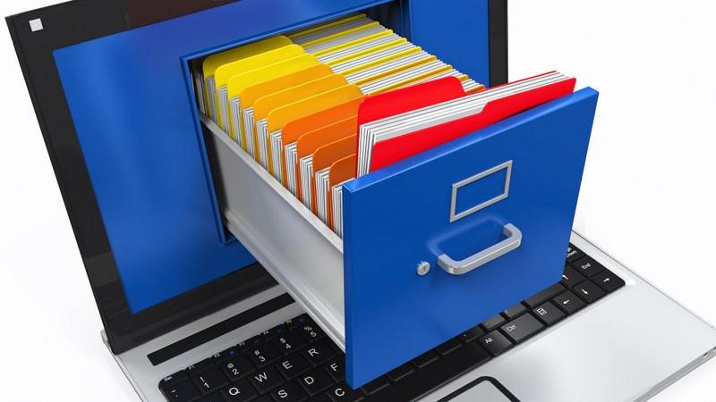 مخفی کردن فایل و پوشه در ویندوز 10