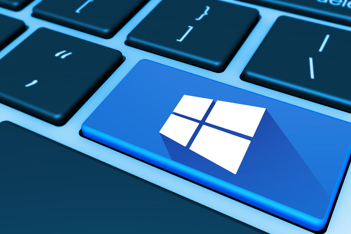 کار نکردن کیبورد لپ تاپ ویندوز 10