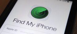 استفاده از Find iPhone My آیفون