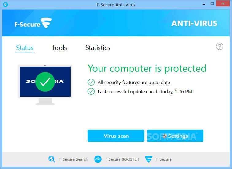 ضد ویروس F-Secure