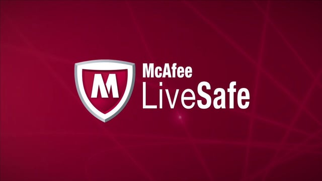 آنتی ویروس رایگان McAfeee LiveSafe