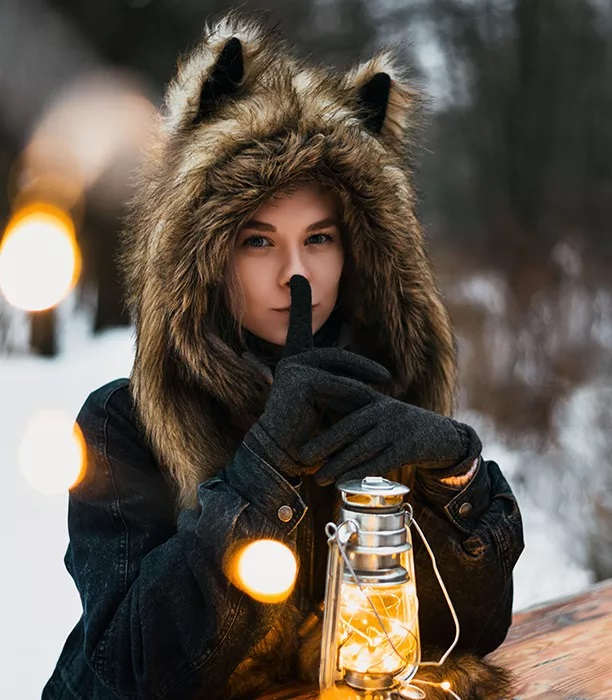 ایده های عکاسی در زمستان