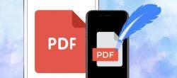 انتقال فایلهای PDF به آیفون از رایانه