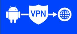 تنظیم VPN در اندروید