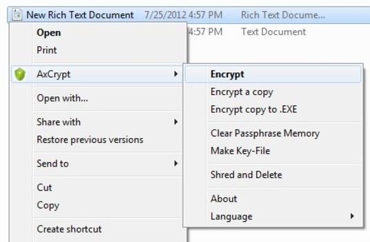 نرم افزار رمزگذاری برای ویندوز 10