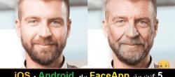 5 برنامه FaceApp برتر برای اندروید و آیفون