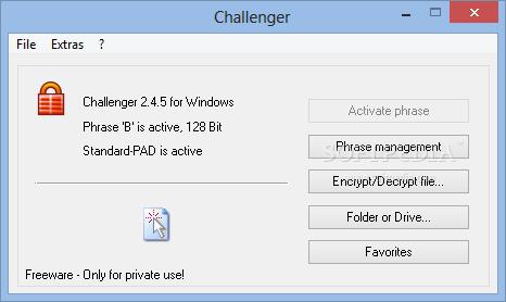 نرم افزار رمزگذاری فایل و پوشه برای ویندوز 10