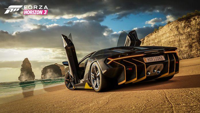 بازی گرافیکی ماشین Forza Horizon 3 برای کامپیوتر