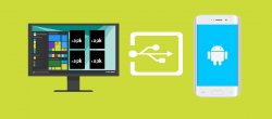 نصب فایل های APK از رایانه به اندروید