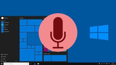 تبدیل گفتار به متن ویندوز 10