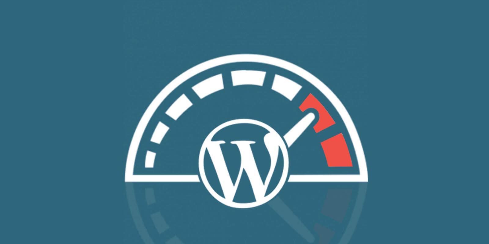 افزایش سرعت سایت وردپرس برای سئو