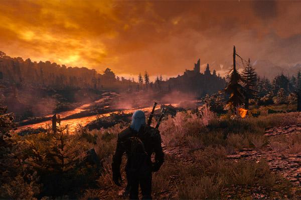 10 بازی برای کامپیوتر های قوی : The Witcher 3