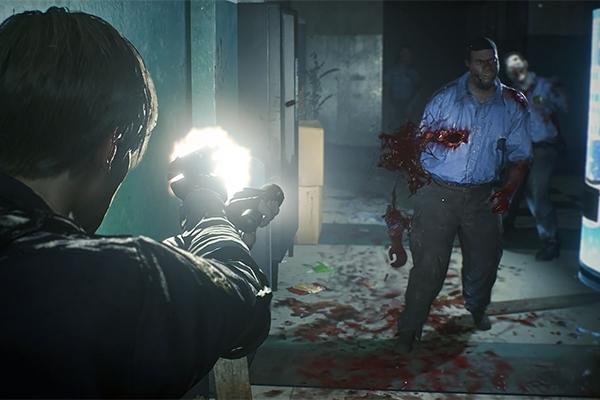 Resident Evil 2 Remake پدربزرگ بازی های ترسناک