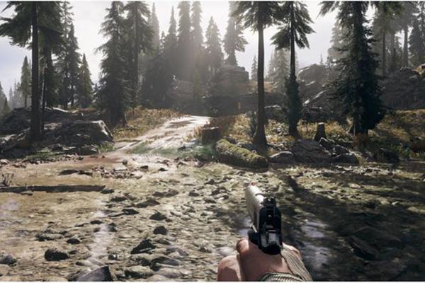 3- Far Cry 5 شاهکاری از شرکت یوبی سافت: