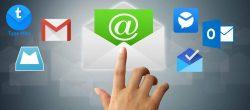 ۱۰ برنامه برتر مدیریت ایمیل برای اندروید