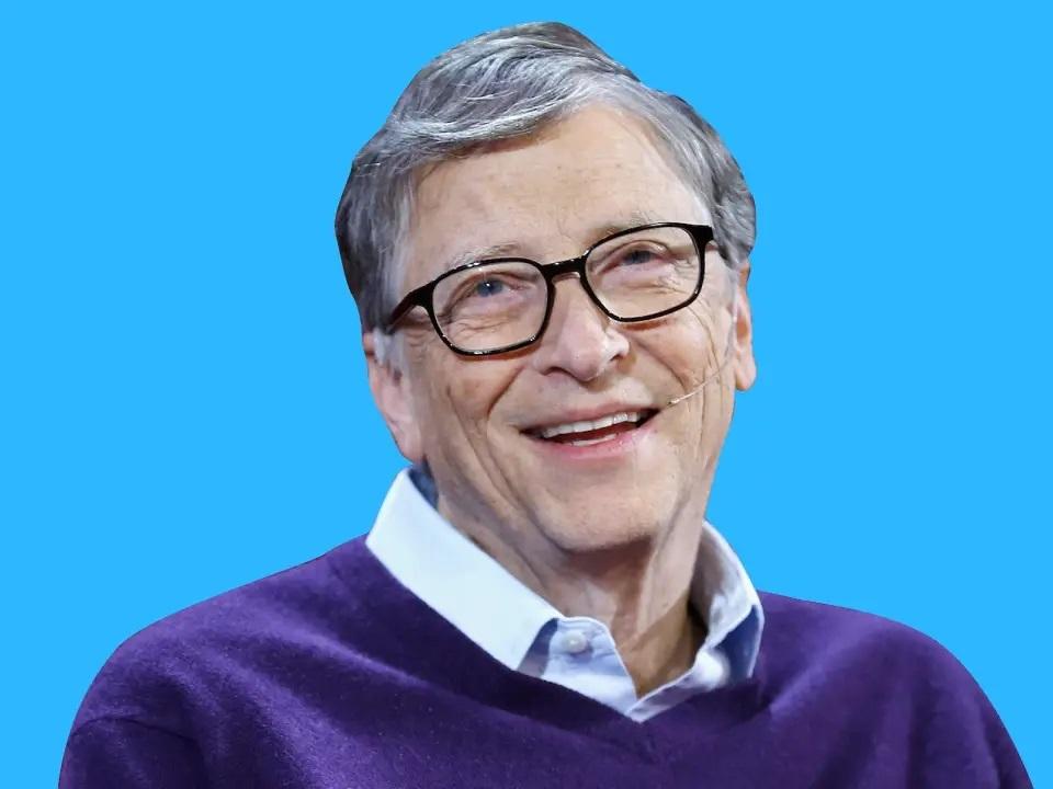 ثروتمند ترین افراد جهان - بیل گیتس (Bill Gates)