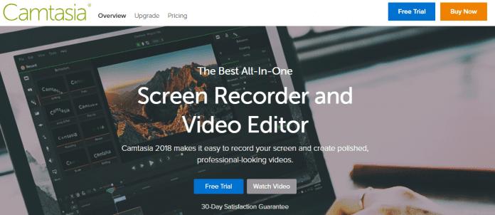 نرم افزار ویرایش ویدیو YouTube با Camtasia Studio