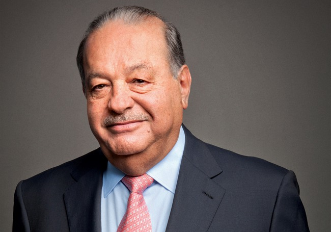 کارلوس اسلیم (Carlos Slim)