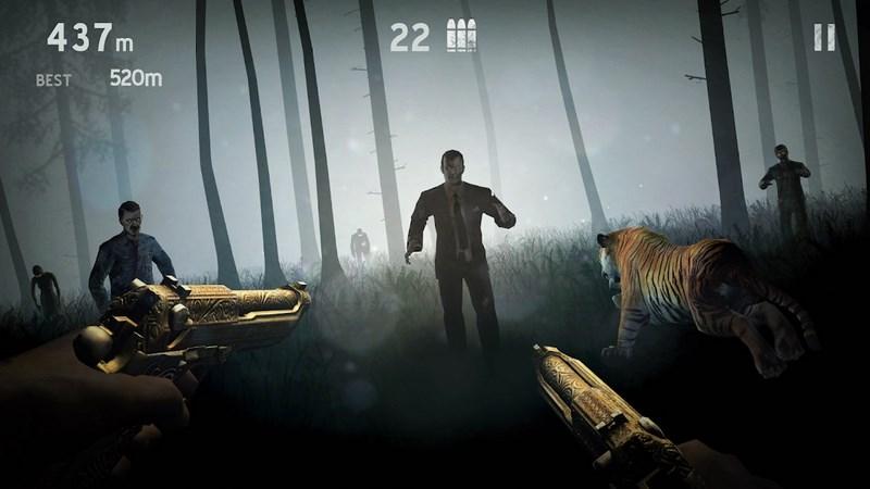 بهترین بازی های زامبی - Into the Dead