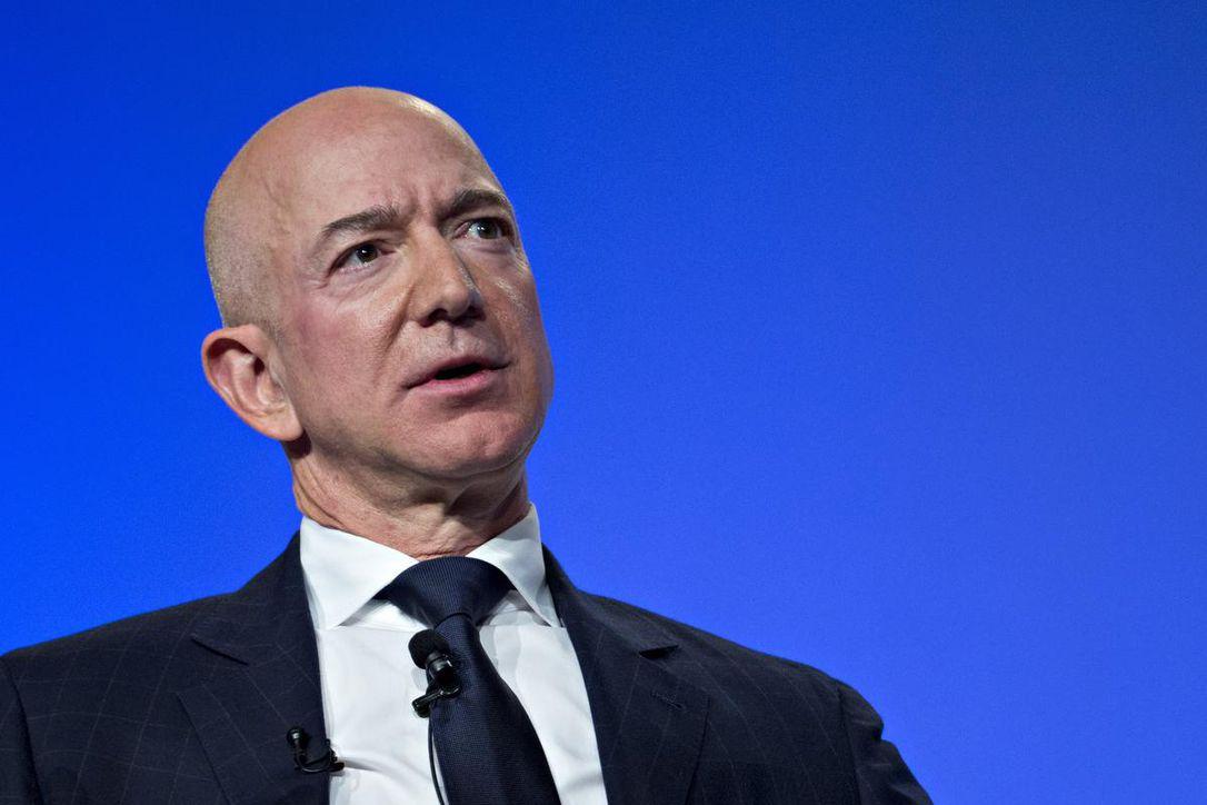 ثروتمند ترین افراد جهان - جف بزوس (Jeff Bezos)