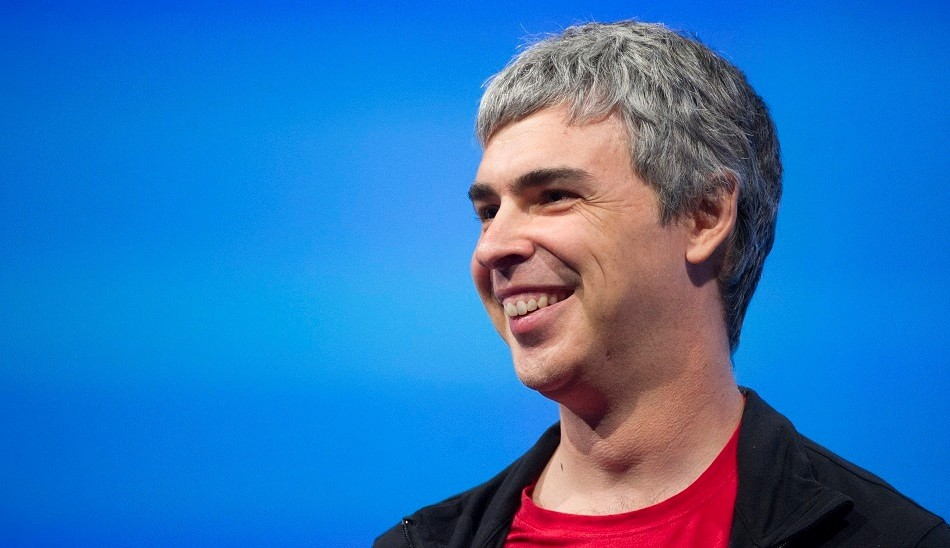 لری پیج (Larry Page)