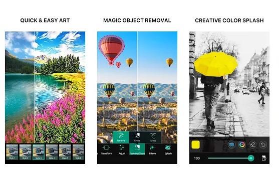 جذاب کردن عکس ها با PhotoDirector