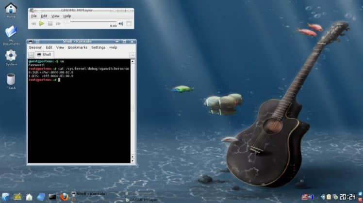 دانلود نسخه های سبک لینوکس - Porteus