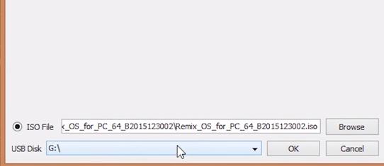 آموزش نصب remix os در کامپیوتر