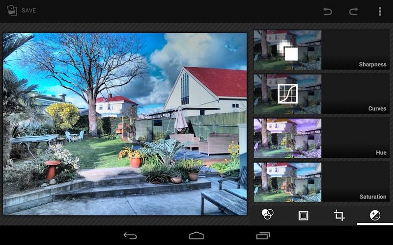 برنامه ی Snap Camera HDR