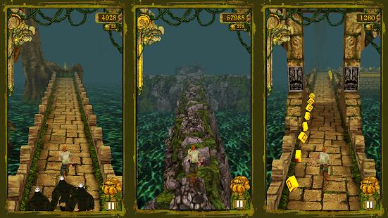 بازی اندرویدی 8-Temple Run