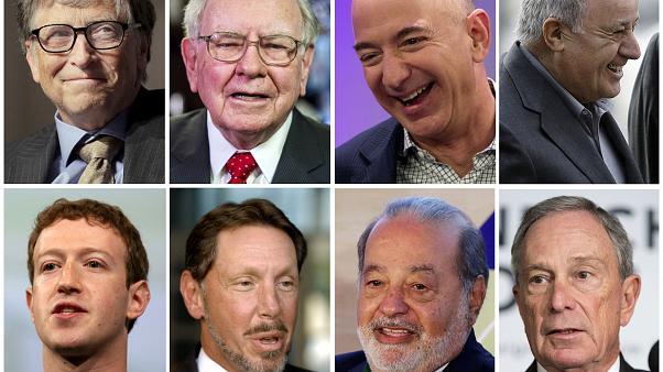 ثروتمند ترین افراد جهان چه کسانی هستند؟