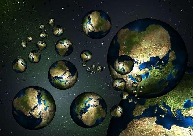 طرح نظریه جهان های موازی