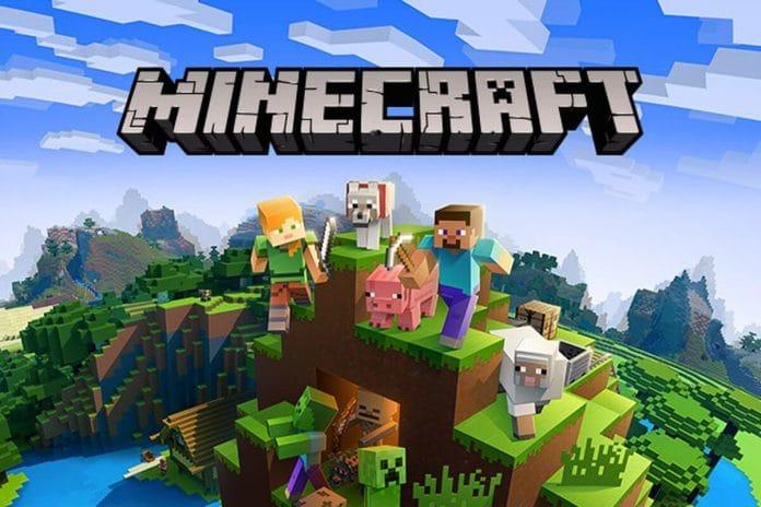 پرطرفدارترین بازی های کامپیوتری - Minecraft