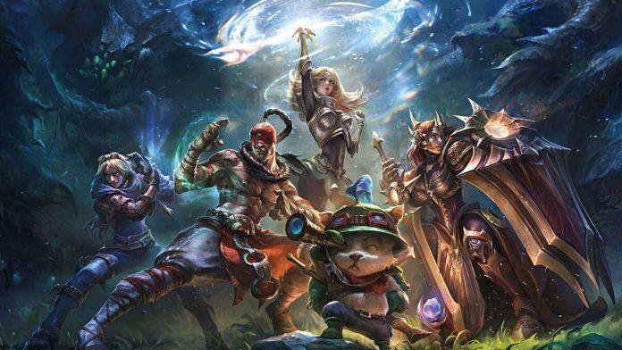 پرطرفدارترین بازی های کامپیوتری - League of Legends